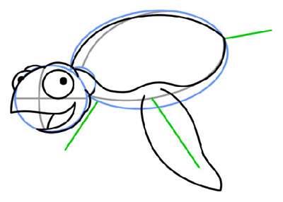 لاک پشت دریایی