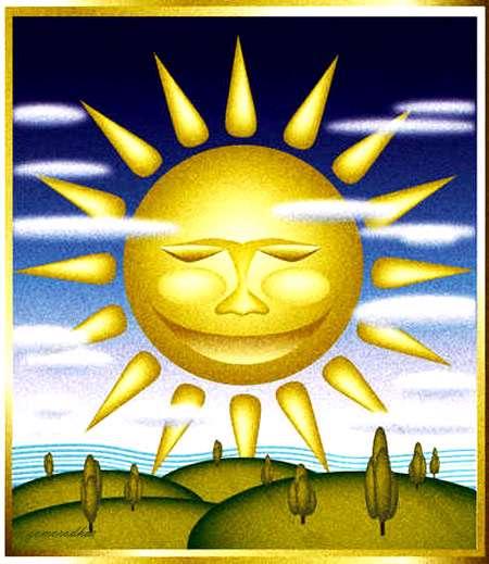 گرما و انرژی خورشید