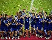 l'équipe de football féminine du japon
