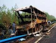 chine: 41 morts dans un accident de car