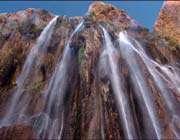 margoon waterfall, sepeedan