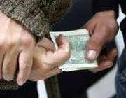 فساد مالی-رشوه