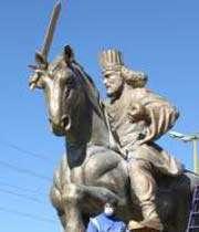 مجسمه آریوبرزن