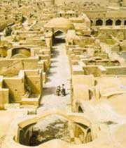 rue du bazar, bain, époque safavide