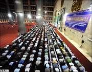 نماز گزاران رمضان