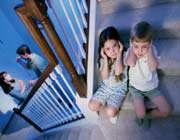 boşanan çiftlerin çocukları