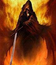 the devil (shaitan)