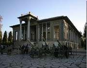 afif abad military museum, shiraz