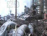avion cargo en russie: 11 morts