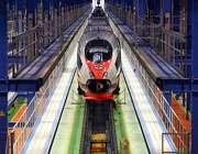 پر سرعت ترین قطارهای جهان