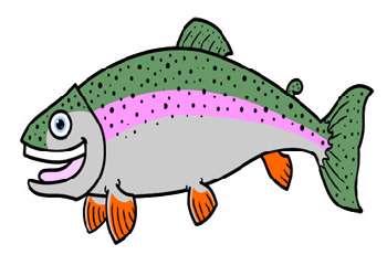 ماهی آزاد