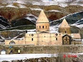 تنها شهر بي كولر ایران