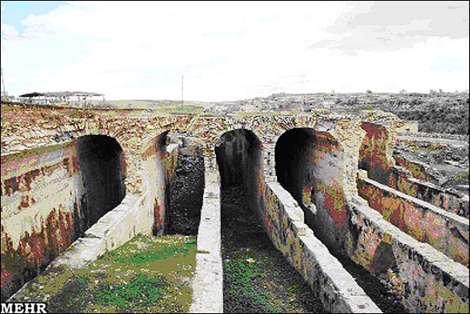 ردپای هخامنشیان در ترکیه