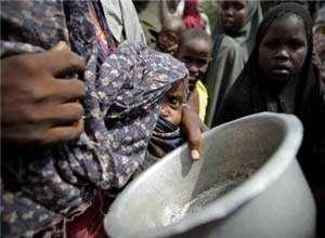 کمک به سومالی