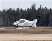 حركت خودروهای پرنده در خیابانهای هوایی
