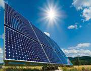 iran's largest tracking solar power plant