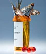 کپسول روغن ماهی و ماهی