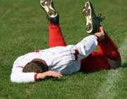 فوتبال-آسیب دیدگی