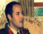 khamis gaddafi, the youngest son of fugitive libyan ruler muammar gaddafi