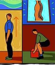 پیشگیری از درد کمر