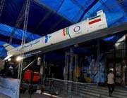 iran's kavoshgar 4 rocket