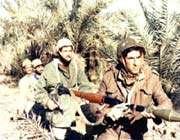 iranian soldier