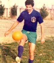 فوتبالیستی كه فرماندار پاوه شد / عکس