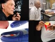 عوامل خطر بیماری قلبی