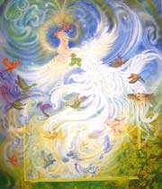 نماد شناسی مرغان «منطق الطیر»
