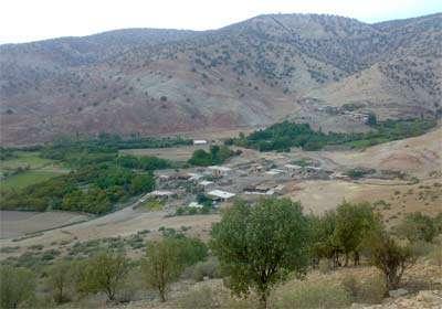 عجیب ترین معماری صخره ای ایران