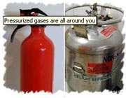 روش شناسایی چند گاز متداول