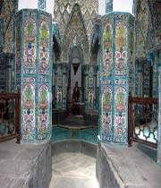 بزرگترین حمام ایران