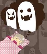 دیدن کابوس در خواب شب