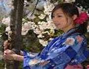 زن ژاپنی