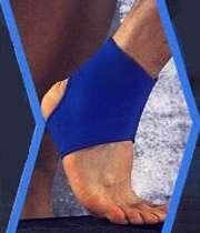 بستن پا با بند مخصوص