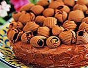 gâteau aux 2 chocolats