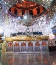 imam hussein's shrine