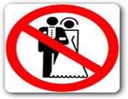 mariage interdit