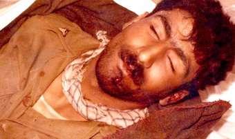 شهید گروه 411 بروجرد