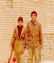 شهید علی رضا محمودی