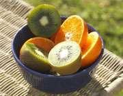 پرتقال و کیوی