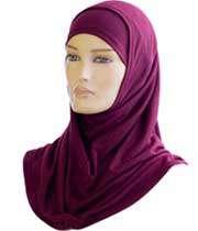 حجاب والی خواتین
