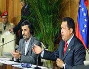 iran ile venezüella ilişkileri gelişiyor