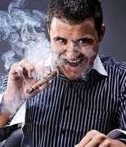 کشیدن سیگار