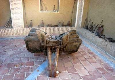 تنها موزه بدون ویترین ایران