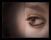 آنسو بہانا