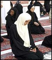 islamın kadın hareketi