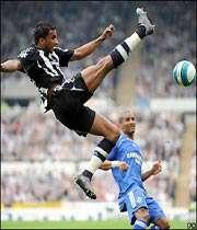 acrobatic football