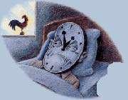 кто рано встает, тому бог подает