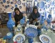 иранские мусульманки познакомили казанцев с искусством каллиграфии